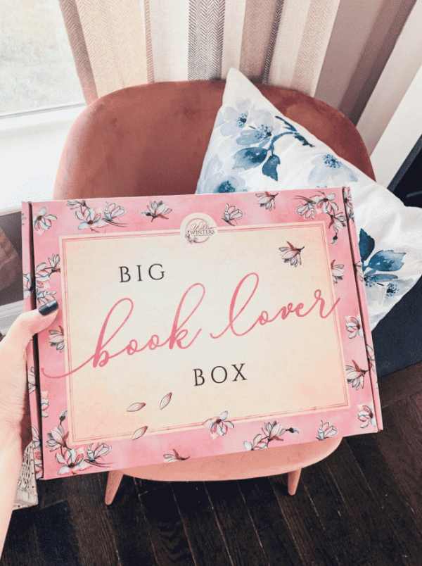 Book Lover Essential Box (subscription)