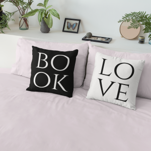 Book Love Pillowcase Set