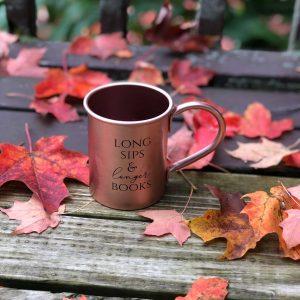 Long Sips & Longer Books Copper