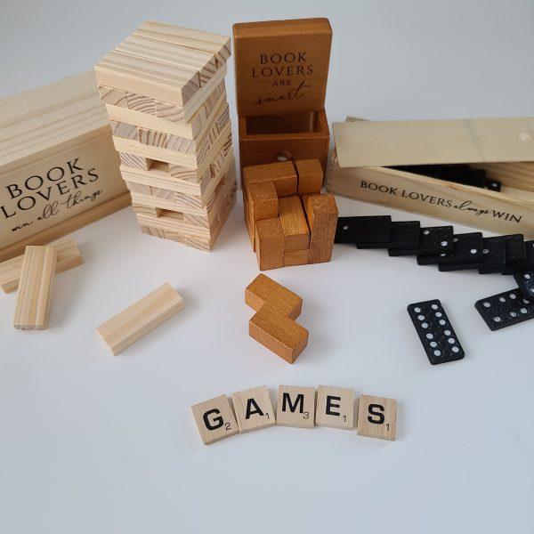 Book Lovers Always Win Games