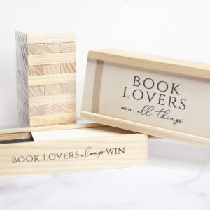 Book Lovers Win All Things