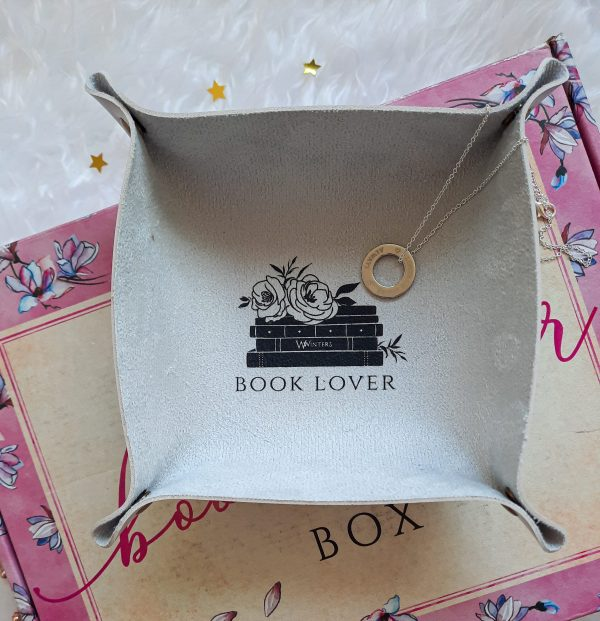 Book Lover Travel Tray