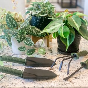 Four Piece Garden Tool Set