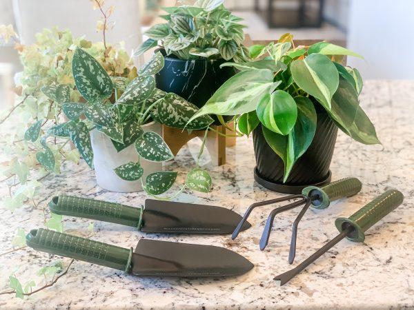 Four Piece Garden Tool Set