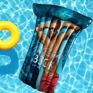 Book Boyfriend Pool Float