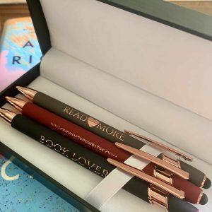 Book Lover Pen Set